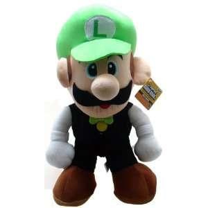 Super Mario Brothers Luigi 12 inch Plush Toys & Games