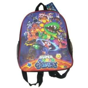 Super Mario Galaxy 12 Backpack Bag Toys & Games