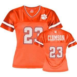 Clemson Tigers Womens Stadium Football Jersey