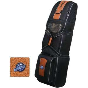 Utah Jazz NBA Pebble Grain Golf Bag Travel Cover  Sports