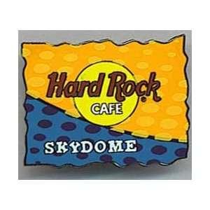 Hard Rock Cafe Pin 13462 Skydome Abstract Series