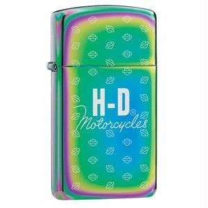 Zippo Lighter Harley Davidson Full Coverage, Specturm