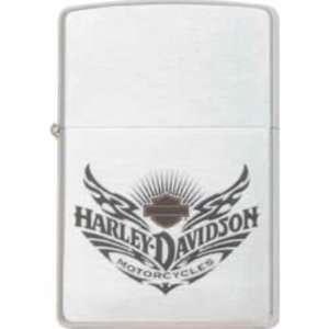 Zippo Lighters 24293 Harley Davidson Motorcycles Logo Zippo Lighter