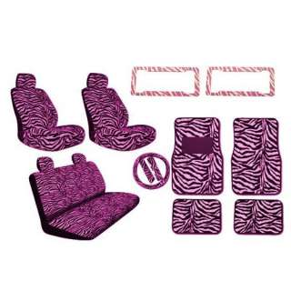 Low Back Front Seat Covers with Head Rest, Bench Seat Cover with Head