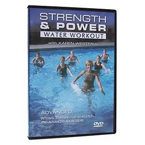 Water Works The Strength and Power Water Workout DVD Books & Videos