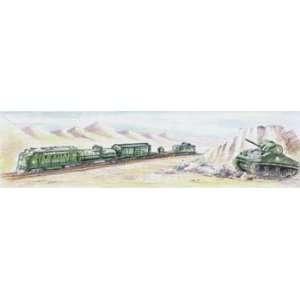 Model Power   Metal Force Train Set, HO Scale (Trains) Toys & Games