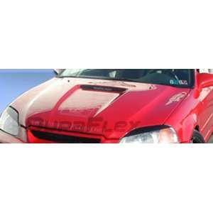 1999 2000 Honda Civic Duraflex Spyder 2 Hood Automotive