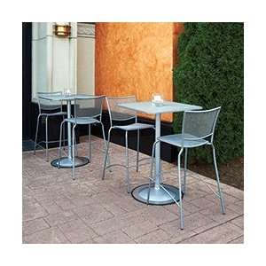 Central Exclusive KIT Pub Height Indoor/Outdoor Table, 36