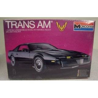 Monogram 2202 TRANS AM 1/24 Scale Plastic Model Kit