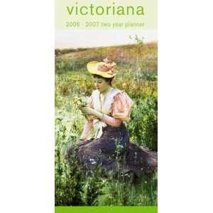 Victoriana 2006 Wall Calendar Pocket Planner (Art