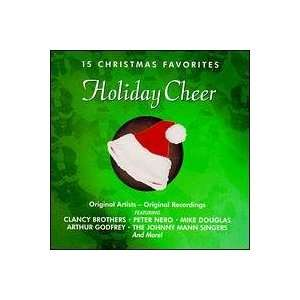 Holiday Cheer   15 Christmas Favorites Music