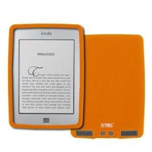 EMPIRE  Kindle Fire Silicone Skin Case Cover (Orange