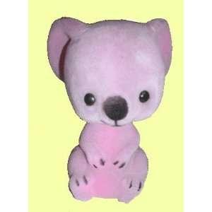 Pink Koala Bear Bobble Head Doll Toys & Games