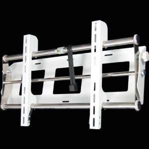 PLASMA LCD TV TILT WALL MOUNT FOR 32 60 DISPLAYS WHITE Electronics