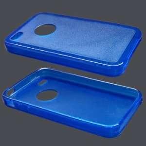 Hybrid Case / Skin / Cover (Dark Blue + Light Blue) for AT