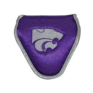 NCAA Kansas State Wildcats Golf Mallet Putter Cover