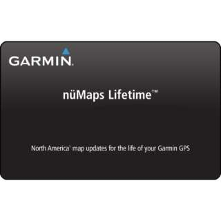 Garmin nüMaps Lifetime North America Map Updates GPS & Navigation