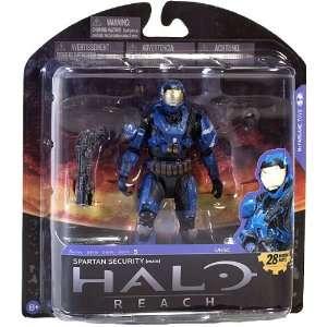 Halo Reach McFarlane Toys Series 5 Exclusive Action Figure BLUE