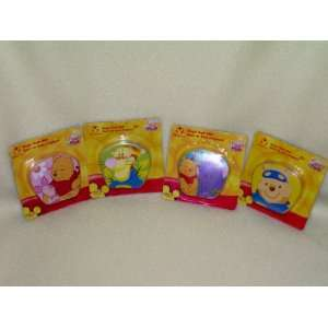 Winnie the Pooh & Friends Bath Mitts (sold as a set)