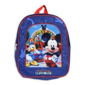 Disney Mickey Mouse Clubhouse 11 Backpack Toys & Games