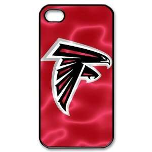 Designed iPhone 4/4s Hard Cases Falcons team logo Cell