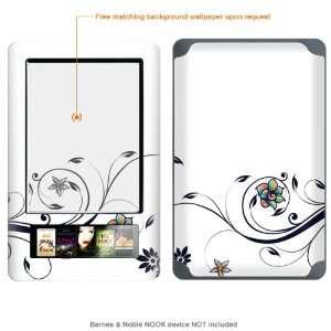 Barnes & Noble (Matte Finish) case cover MATT_NOOK 460 Electronics