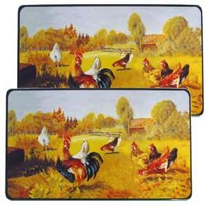 Reston Lloyd Rectangular Stove Burner Covers, Set of 2