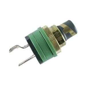 WBT Nextgen RCA Socket Silver Plated Green Electronics