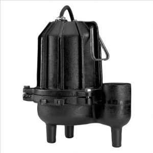 HP Manual Operation Cast Iron Heavy Duty Sewage Pump
