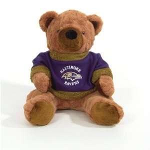 com Baltimore Ravens 20 Plush NFL Football Team Bear (Stuffed Animal