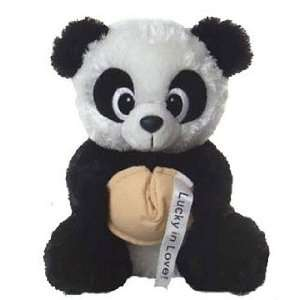 Aurora Plush 13 Lucky In Love Panda: Toys & Games