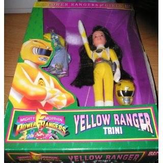 Original Mighty Morphin Power Rangers Pink Ranger Kimberely 9 Doll