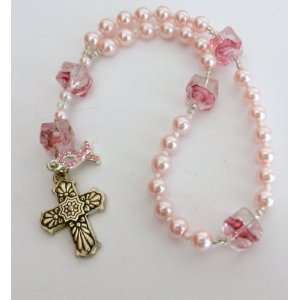 Prayer Beads for Breast Cancer Survivors