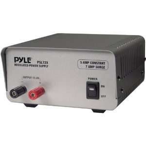 Pyle 5 Amp DC Power Supply Electronics