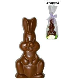 Belgian Chocolate Easter Bunny   Milk Chocolate With English Toffee