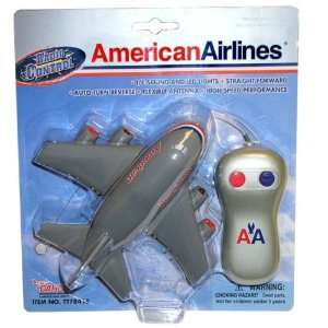 American Airlines Radio Control Airplane  Home & Kitchen