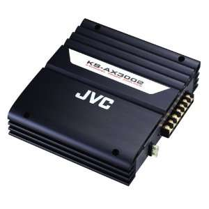 JVC KS AX3002 Compact 2 Channel Power Amplifier with 370