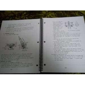 Kubota Model L210 OEM Service Manual Kubota Books