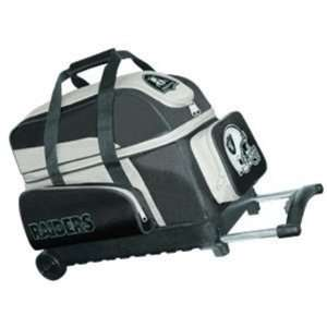 Kr NFL Double Roller Bowling Bag Oakland Raiders Sports