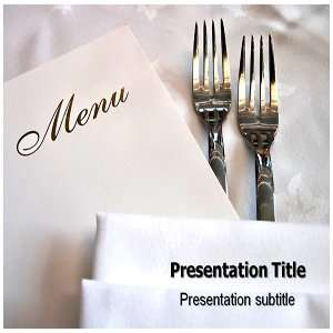 Menu Powerpoint Templates   Menu Powerpoint (PPT) Backgrounds Slides