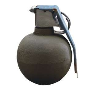 Dummy Hand Grenade   Baseball  Sports & Outdoors