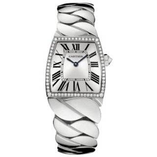 W660012I La Dona Braided Stainless Steel Watch Cartier Watches