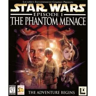 Star Wars Episode 1 The Phantom Menace Video Games