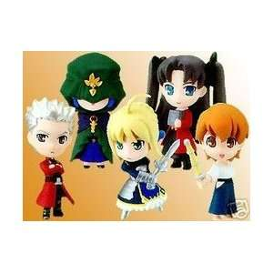 Stay Night Trading Collection PVC Figure (Randomly pick) Toys & Games