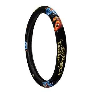 Ed Hardy KOI Steering Wheel Cover