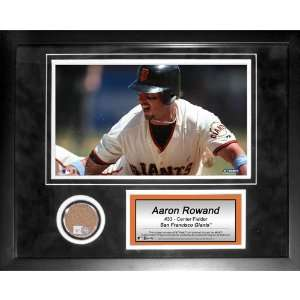 Steiner Sports MLB San Francisco Giants Aaron Rowand 11 x