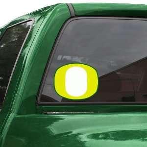 NCAA Oregon Ducks 8 Color Team Logo Car Decal Sports