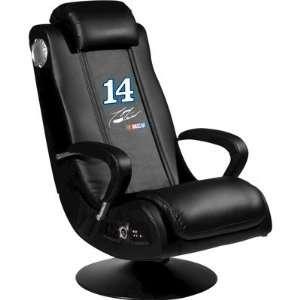 Game Rocker with NASCAR Logo Panel Team Tony Stewart 14 Electronics