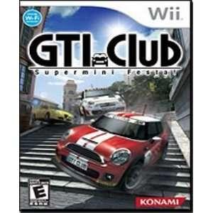 GTI Club Supermini Festa (Nintendo Wii) Video Games