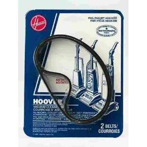 Pk/2 x 5 Hoover Vacuum Belts (40201030)